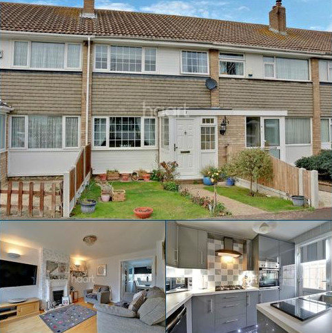 3 bedroom terraced house for sale - Kingfisher, Shoeburyness