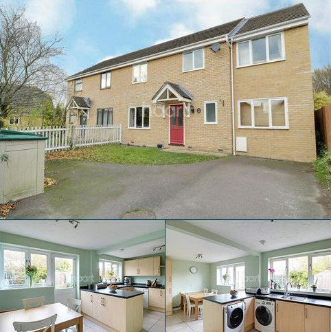 4 bedroom semi-detached house for sale - High Street, Great Wilbraham