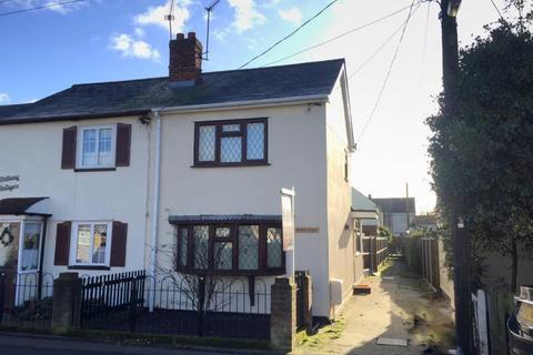 2 bedroom cottage for sale - Weeley Road, Aingers Green, Great Bentley, Colchester, Essex