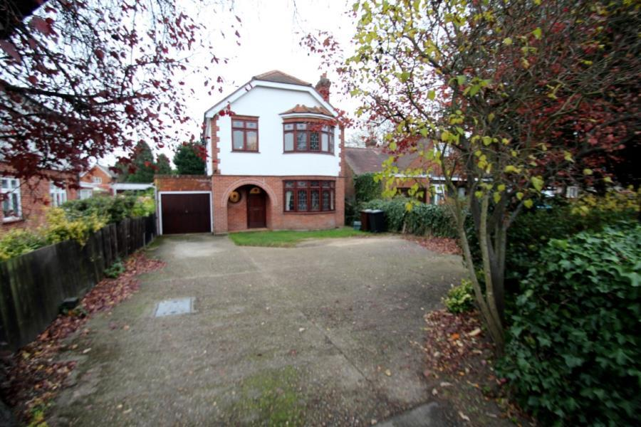 3 Bedrooms Detached House for sale in Blackheath, Colchester, Essex
