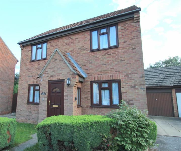 3 Bedrooms Detached House for sale in Alresford, COLCHESTER, Essex