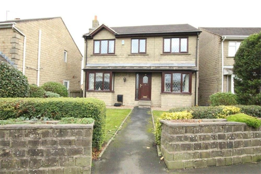4 Bedrooms Detached House for sale in Scholes Lane, SCHOLES, West Yorkshire