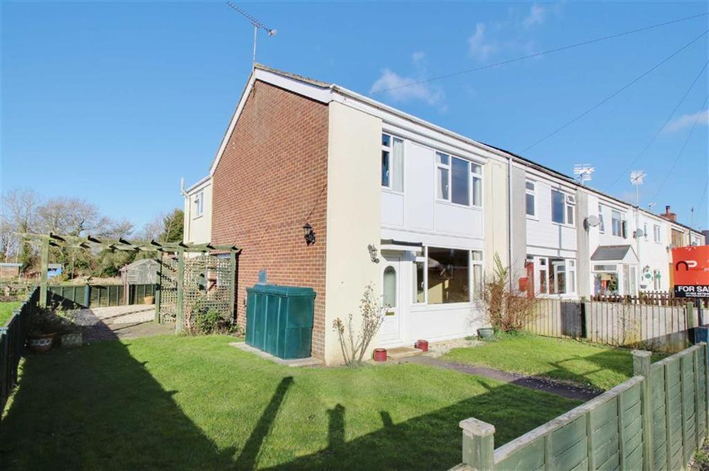 3 Bedrooms End Of Terrace House for sale in Park View, Saul, Gloucestershire