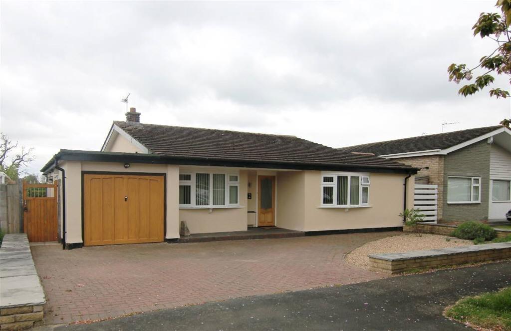 3 Bedrooms Detached Bungalow for sale in Waterway, Waverton