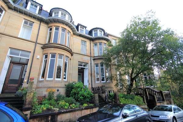 1 Bedroom Flat for sale in 1/1, 14 Princes Gardens, Glasgow, G12 9HR