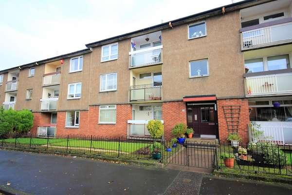 2 Bedrooms Flat for sale in 0/1, 118 Chamberlain Road, Glasgow, G13 1RX