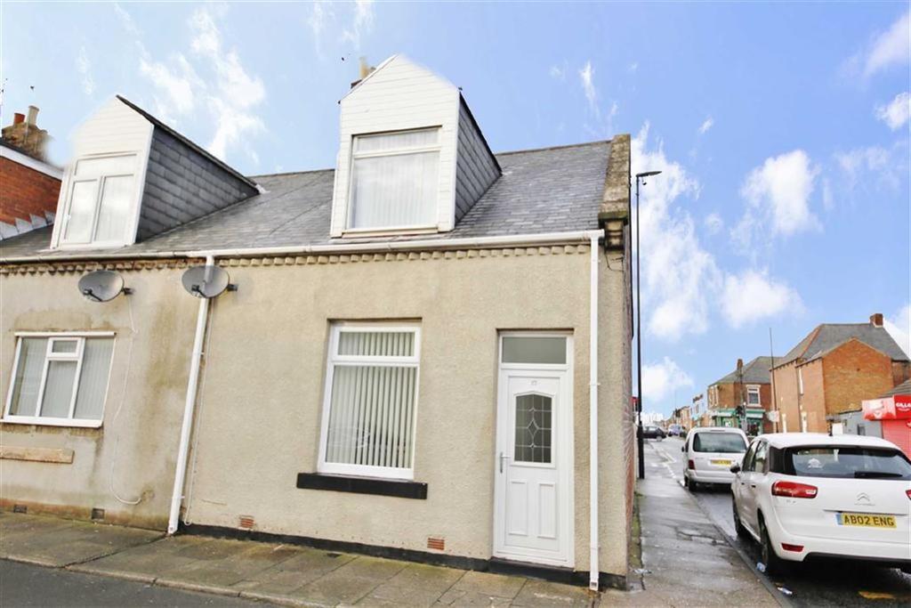 2 Bedrooms Cottage House for sale in Londonderry Street, Silksworth, Sunderland, SR3