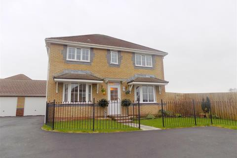 4 bedroom detached house for sale - Cae Morfa, Skewen, Neath