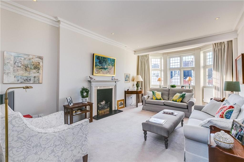 2 Bedrooms Flat for sale in Drayton Gardens, Chelsea, London, SW10