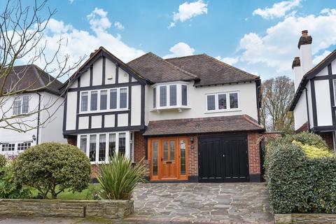 4 bedroom detached house for sale - Kingswood Avenue Bromley BR2