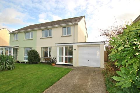 3 bedroom semi-detached house for sale - Sweet Briar Crescent, Newquay