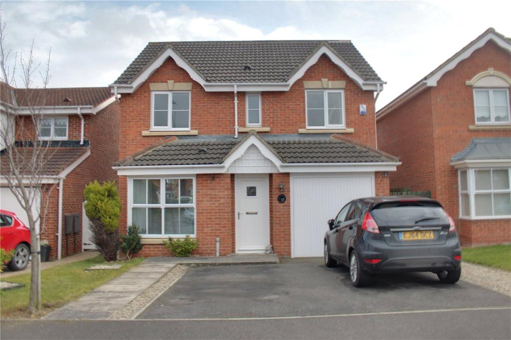 4 Bedrooms Detached House for sale in Lambfield Way, Ingleby Barwick