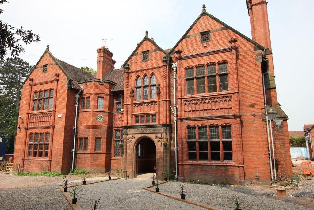 1 Bedroom Flat for rent in 4 Merton House, Abbotts Park, Chester
