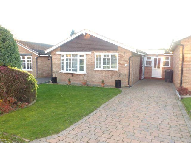 2 Bedrooms Detached Bungalow for sale in Walcot Close,Four Oaks,Sutton Coldfield