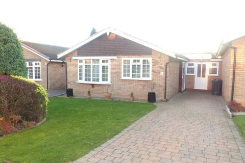2 bedroom detached bungalow for sale - Walcot Close,Four Oaks,Sutton Coldfield