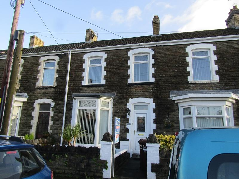 3 Bedrooms Terraced House for sale in Old Road, Briton Ferry, Neath, Neath Port Talbot.