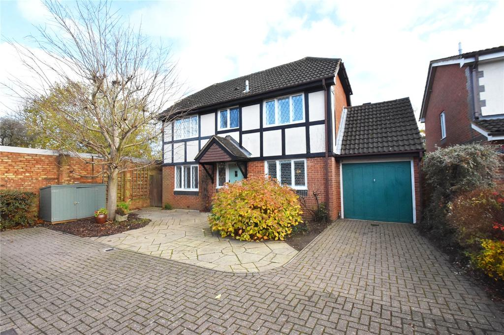 3 Bedrooms Detached House for sale in Archers Fields, Sandridge Road, St Albans