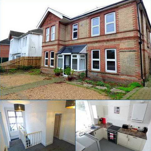 3 bedroom apartment to rent - Richmond Park Road, Charminster, Bournemouth