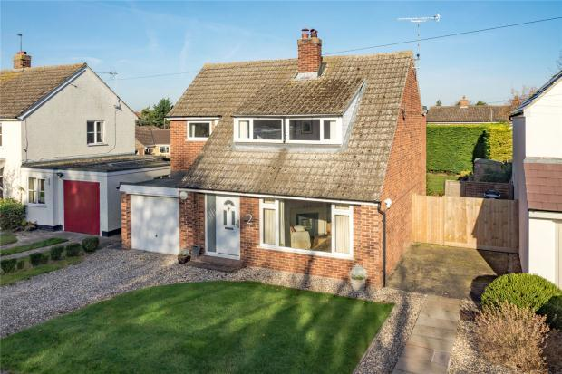 4 Bedrooms Detached House for sale in Lewis Crescent, Great Abington, Cambridge, Cambridgeshire