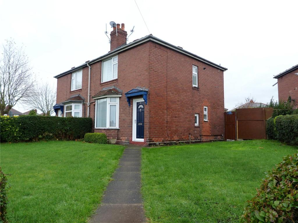 2 Bedrooms Semi Detached House for sale in Timbrell Avenue, Crewe, Cheshire, CW1