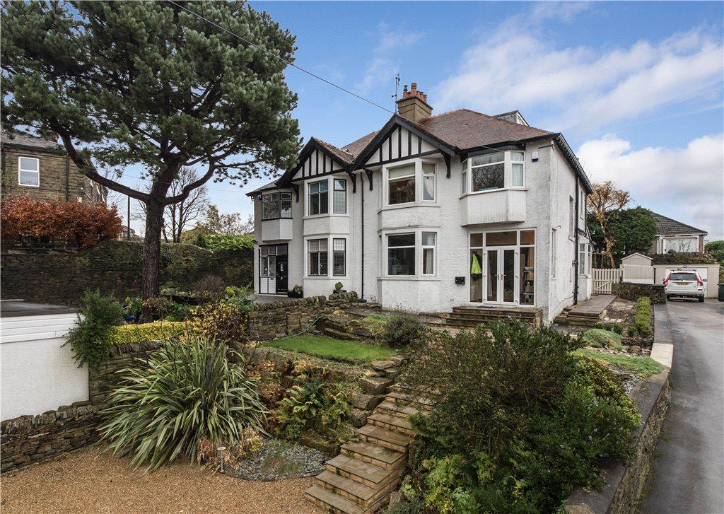 3 Bedrooms Semi Detached House for sale in Fairmount, Parkside, Bingley, West Yorkshire