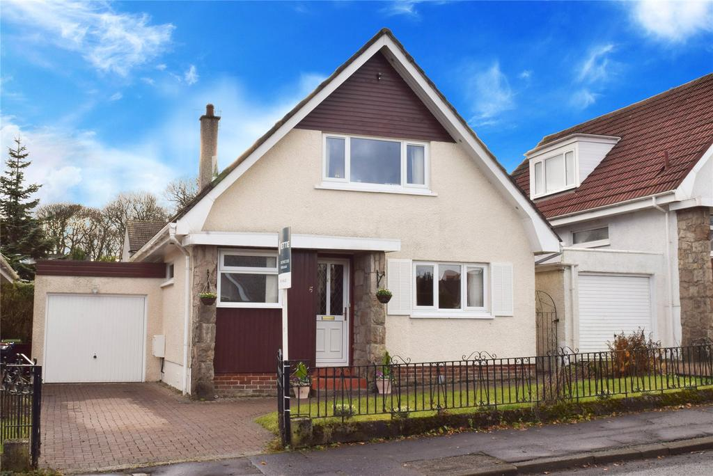 3 Bedrooms Detached House for sale in Dunkeld Drive, Bearsden, Glasgow