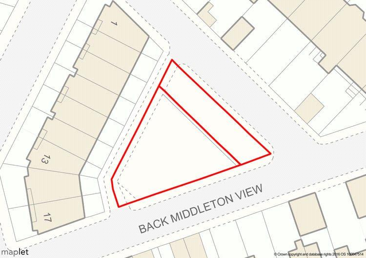 Land Commercial for sale in 115 Back Middleton View, Leeds, West Yorkshire