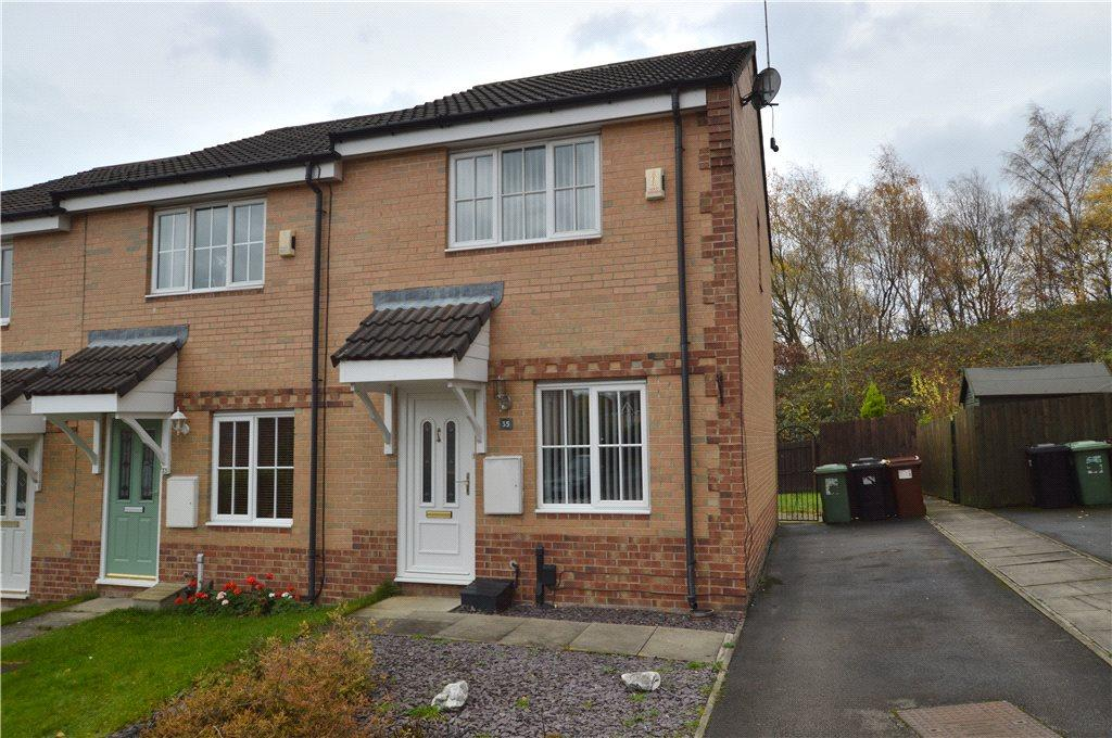 2 Bedrooms Terraced House for sale in Cornstone Fold, Leeds, West Yorkshire