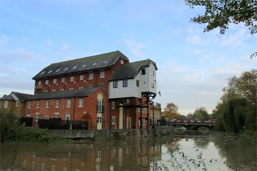 2 Bedrooms Duplex Flat for sale in The Mill Apartments, Colchester, Essex