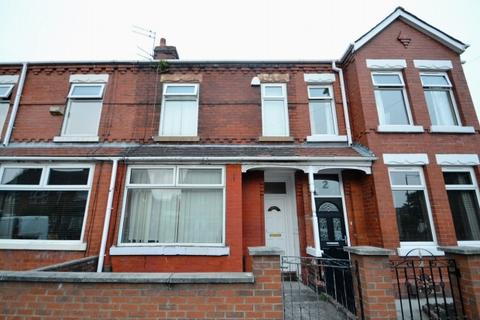 3 bedroom terraced house to rent - Clyne Street,Stretford, Manchester, M32 0SA