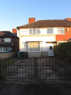 3 bedroom semi-detached house to rent - Gorsey Drive, Manchester, M22