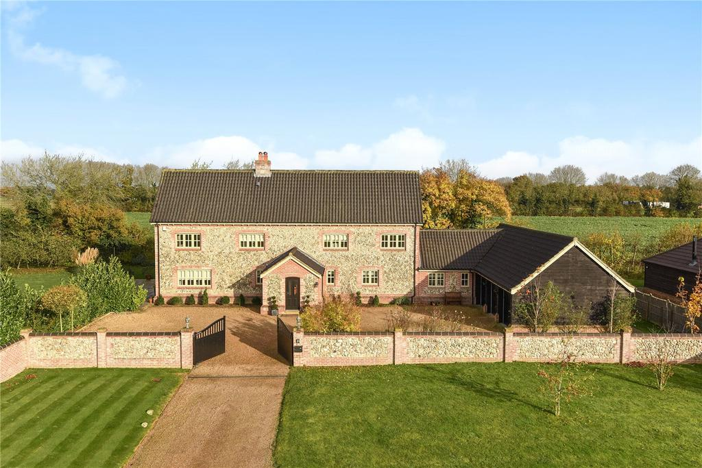 6 Bedrooms Detached House for sale in The Woodcutters, Great Ellingham, Attleborough, Norfolk