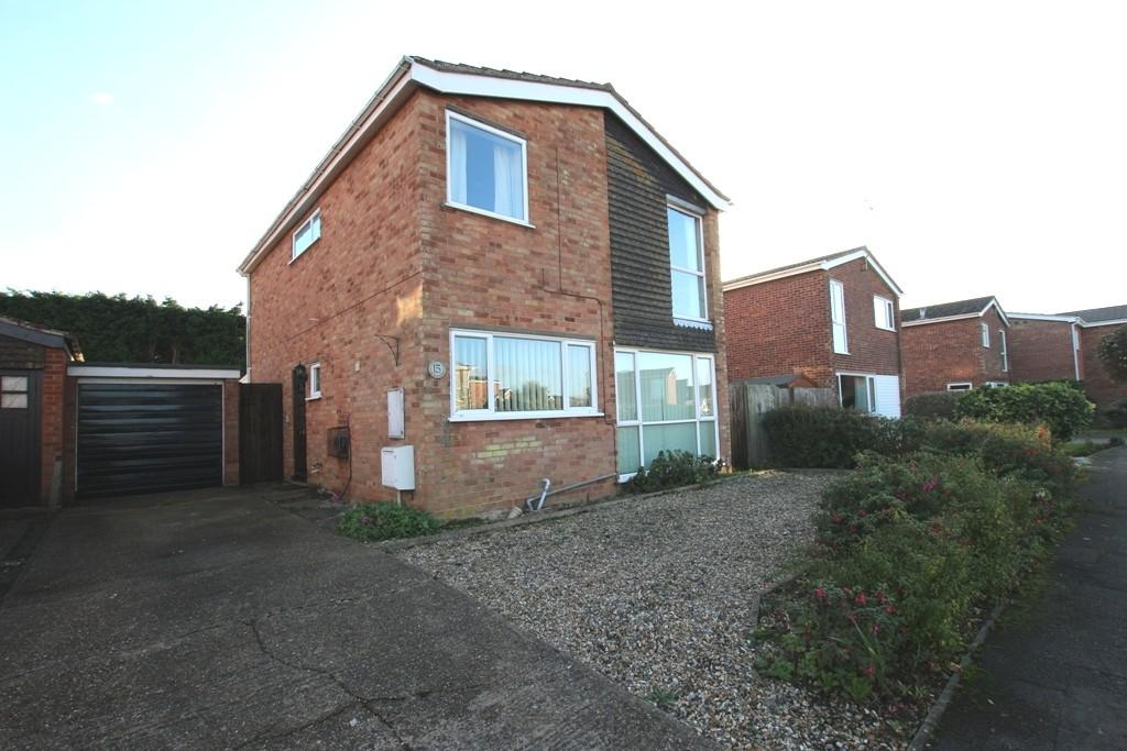 4 Bedrooms Detached House for sale in Yorke Way, Ely