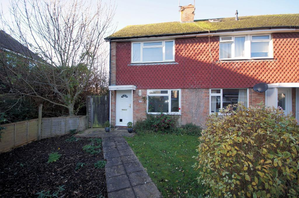2 Bedrooms End Of Terrace House for sale in Breach Close, Steyning, West Sussex, BN44 3RZ