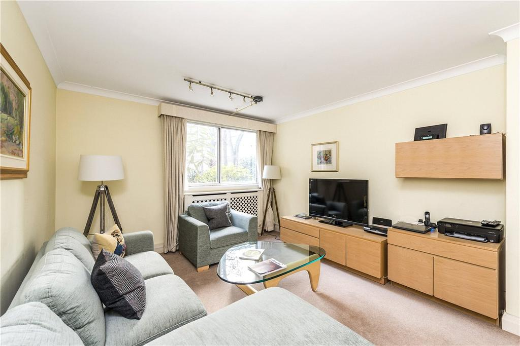2 Bedrooms Apartment Flat for sale in Thorburn House, Kinnerton Street, London, SW1X