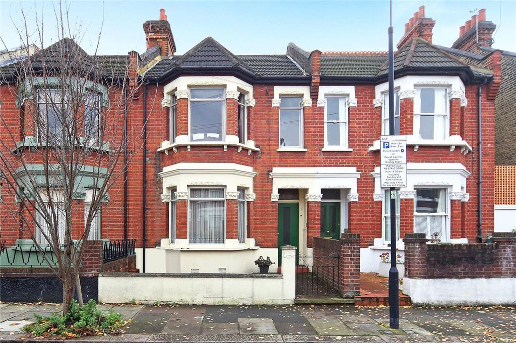 6 Bedrooms Terraced House for sale in Inglethorpe Street, London, SW6