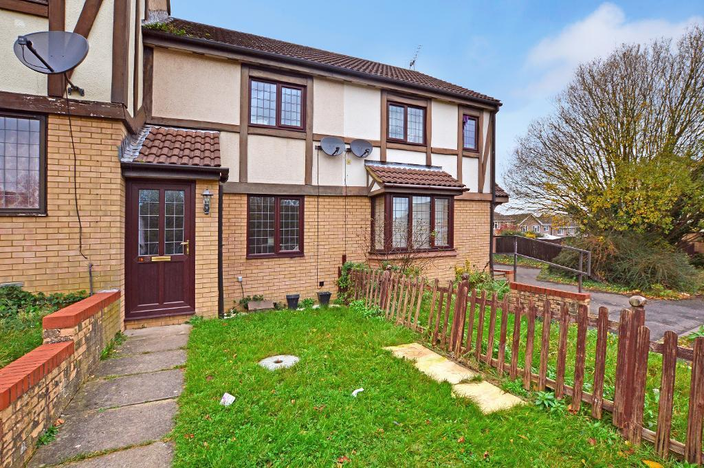 2 Bedrooms Terraced House for sale in Lennox Green, Wigmore, Luton, Beds, LU2 8UT