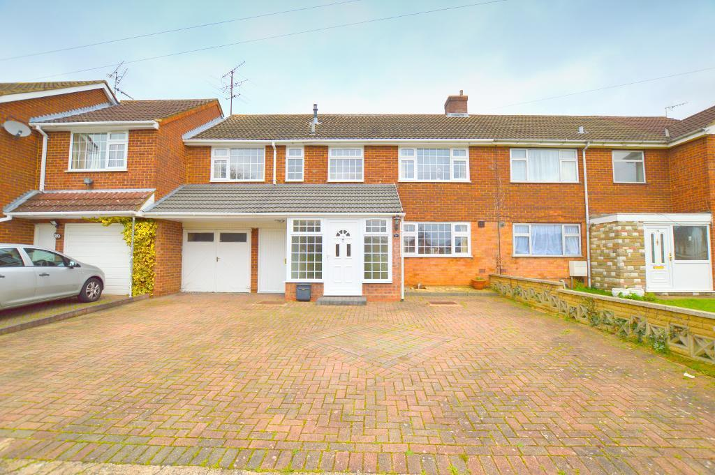 5 Bedrooms Terraced House for sale in Homerton Road, Luton, LU3 2UL