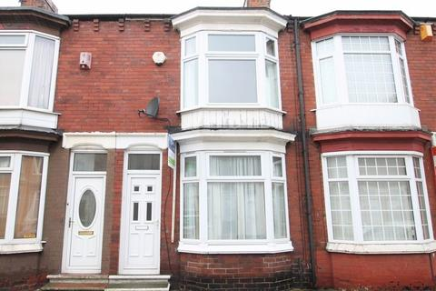2 bedroom terraced house to rent - Brompton Street, Linthorpe, Middlesbrough, TS5 6BL