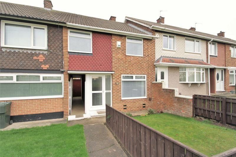 3 Bedrooms Terraced House for sale in Eccleston Walk, Easterside, Middlesbrough, TS4 3PG