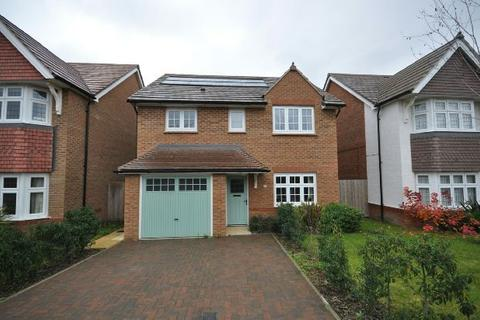 4 bedroom detached house to rent - Martinet Road, Woodley, RG5 4TQ
