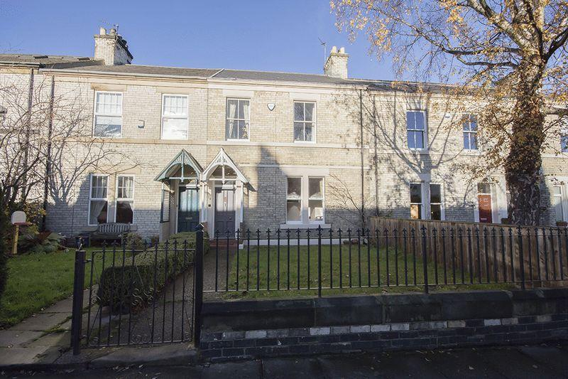 4 Bedrooms Terraced House for sale in Woodbine Road, Gosforth Newcastle Upon Tyne