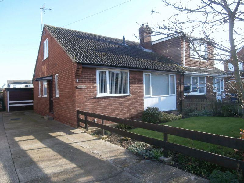 3 Bedrooms Semi Detached Bungalow for sale in Kelsey Drive, Keyingham