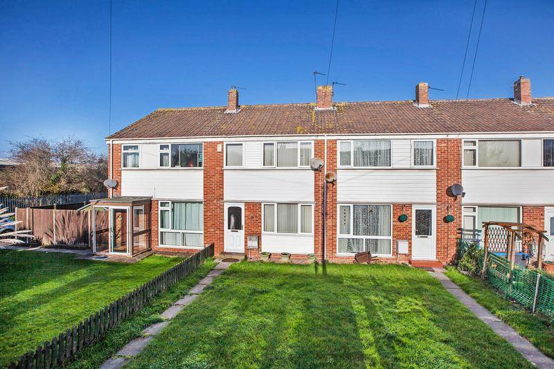 2 Bedrooms Terraced House for sale in Heather Close, Bridgwater