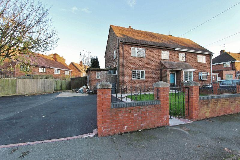3 Bedrooms Semi Detached House for sale in Highfield Road, Tipton