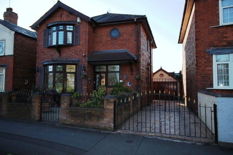 3 Bedrooms Detached House for sale in Wolverhampton Street, Bilston