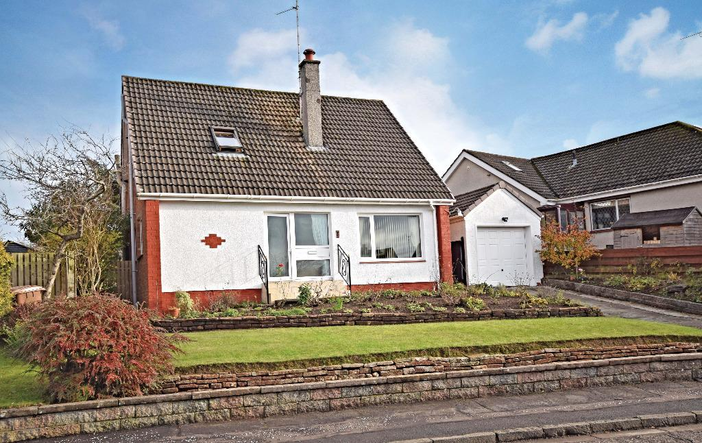 3 Bedrooms Detached House for sale in Finnick Glen, Ayr, South Ayrshire, KA7 4RF
