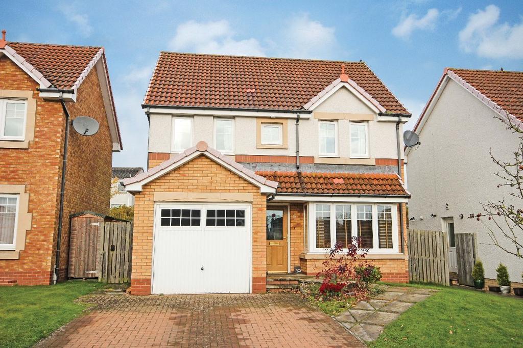 4 Bedrooms Detached House for sale in McLaren Park, Blairgowrie , Perthshire , PH10 6US