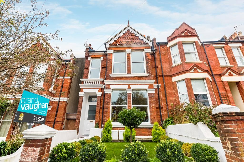2 Bedrooms Flat for sale in Florence Road, Brighton, BN1