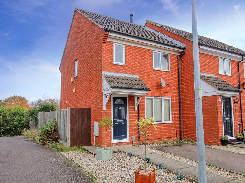 3 Bedrooms End Of Terrace House for sale in The Meadows, Flitwick, MK45